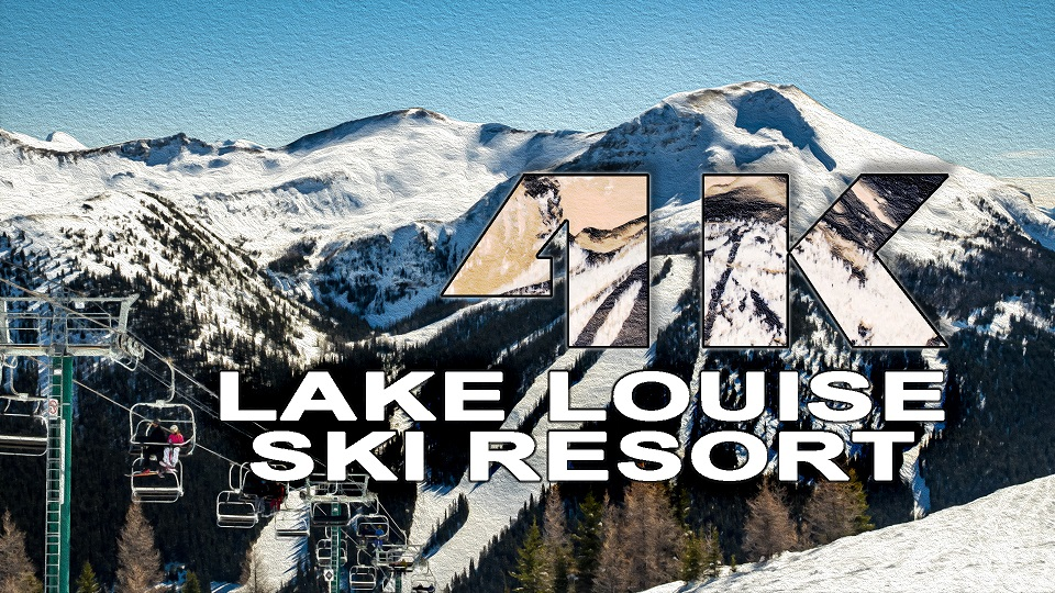 Lake Louise Ski Resort Globetrotter Alph