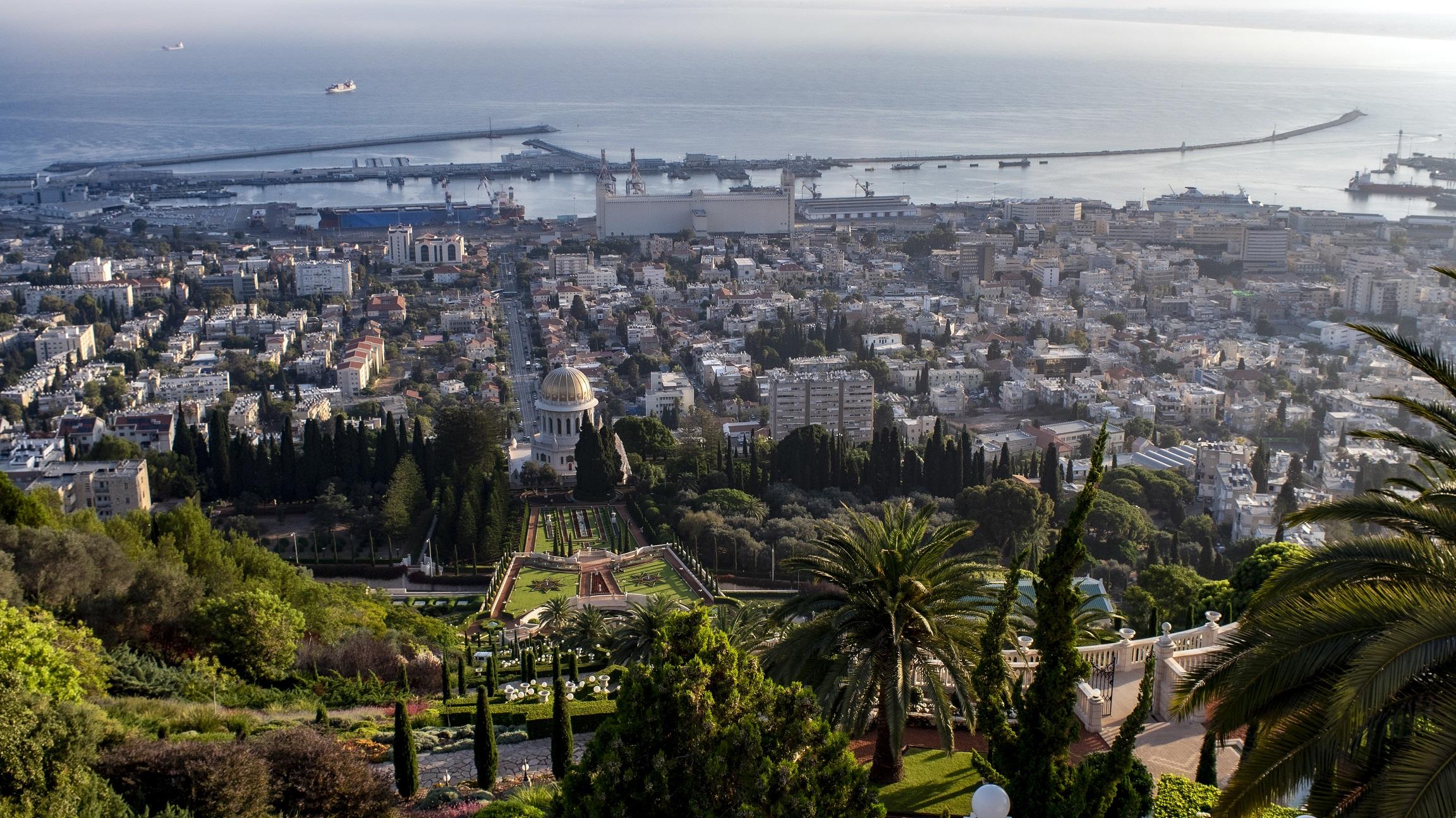 Haifa globetrotter alpha