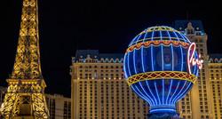 Las Vegas Paris Hotel globetrotter alpha
