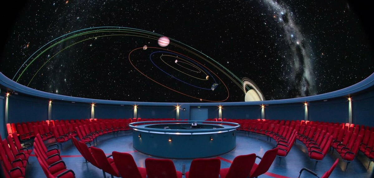 Проект Самарского планетрия