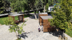 Сквер Фадеева