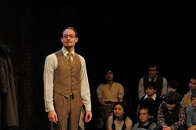 Ethan Frank the actor acting in Korczak's Children.jpg