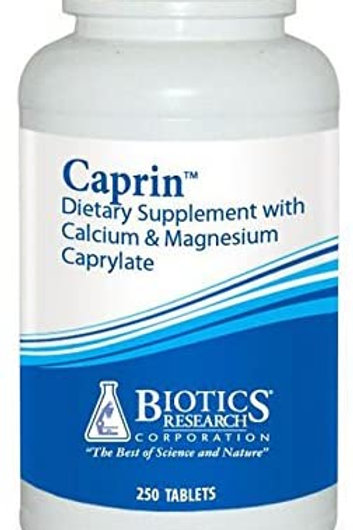 Caprin 250 caps by Biotics Research Healthy Gut Function and Relaxation