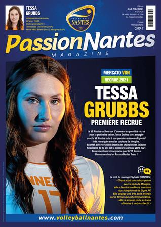 Tessa GRUBBS