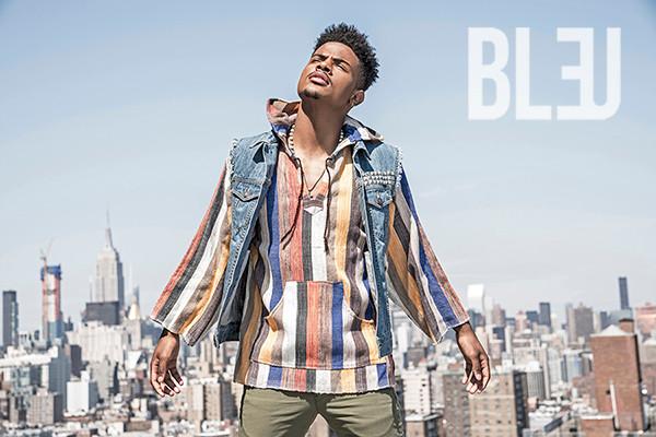 Trevor Jackson for Blue Magazine