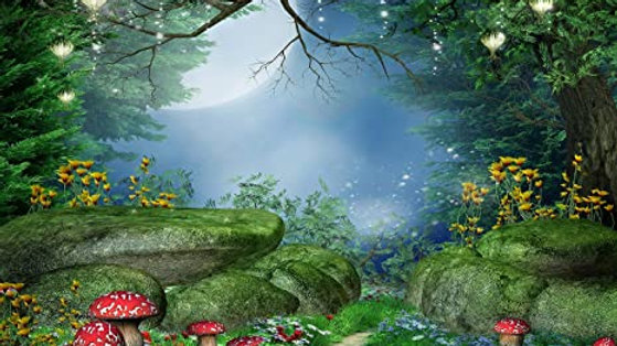 Magical Garden Meditations For Children of All Ages