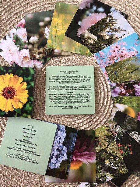 Mystical Flower Guardian Cards.jpg