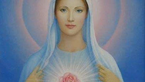 Immaculate Heart of Mother Mary Reiki