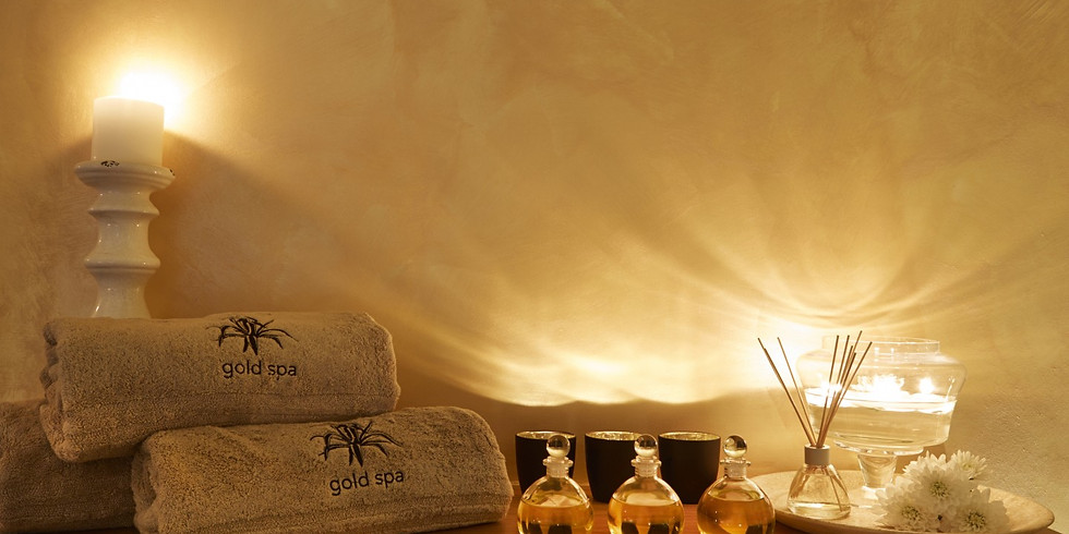 Radiance Gold Beauty Spa at Home