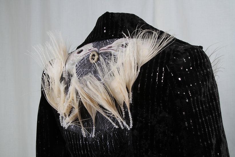 Lady Row Dress Coat
