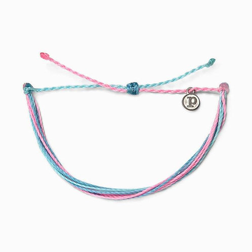 Pura Vida Baby Loss Awareness Bracelet