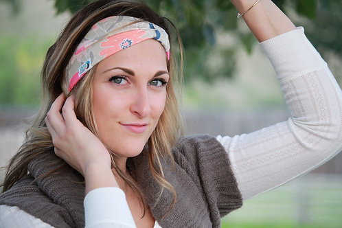 Halo Headband Wildflower Adult Full Width