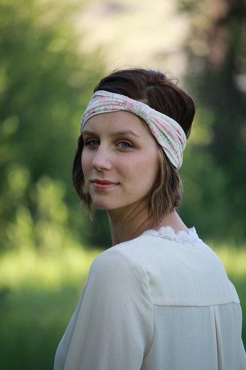 Halo Headband Crocosmia Blooms Adult Full Width