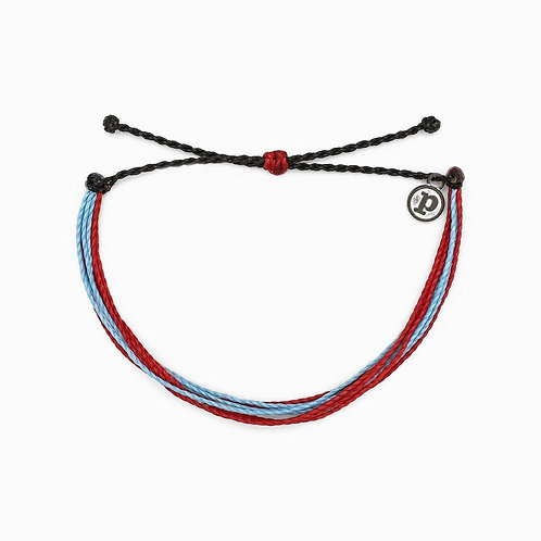 Pura Vida Leukemia and Lymphoma Society Bracelet