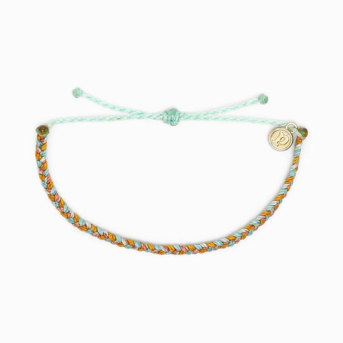 Pura Vida Mini Braided Beachy Bracelet