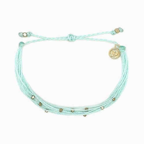 Pura Vida Seafoam Beaded Bracelet