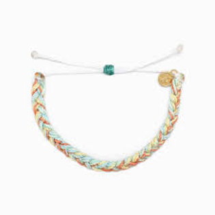 Pura Vida Braided Pacific Sunrise Bracelet
