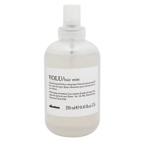 Leave-on primer for all types of hair requiring a boost of volume. It volumizes