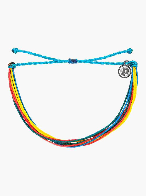 Pura Vida Autism Awareness Bracelet