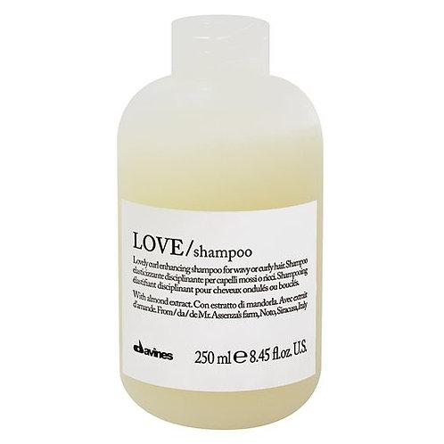 Davines Love Curl Shampoo