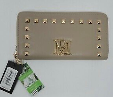 Badgley Mischka Nude Wallet