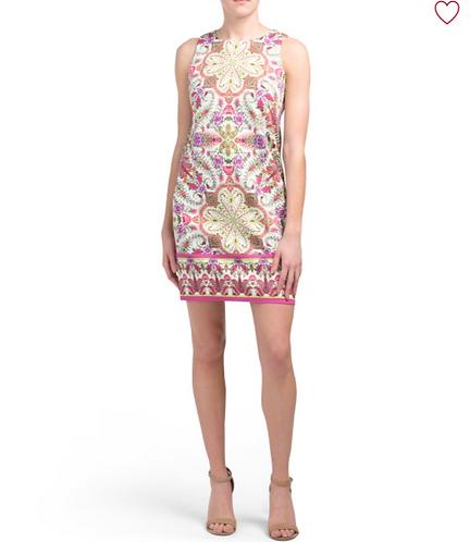 London Times Petals Summer Dress