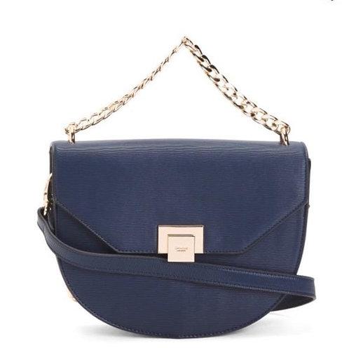 Dune London Blue Shoulder Strap Women's bag