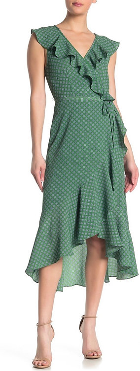 MAX Studio Green Fab Women's Dress
