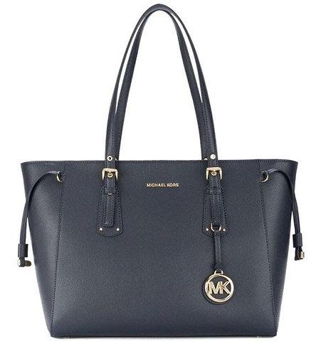 Michael Kors Leather Strap Hand Bag