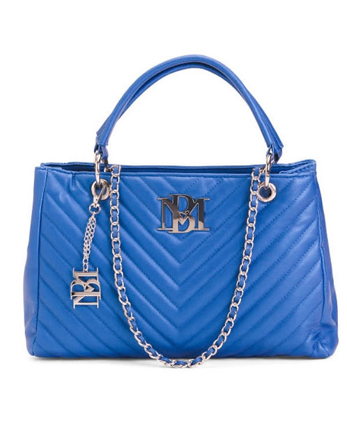 MB Blue Women's Handbag