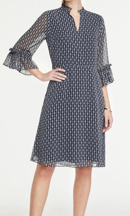 Ann Taylor Long Sleeve Dress