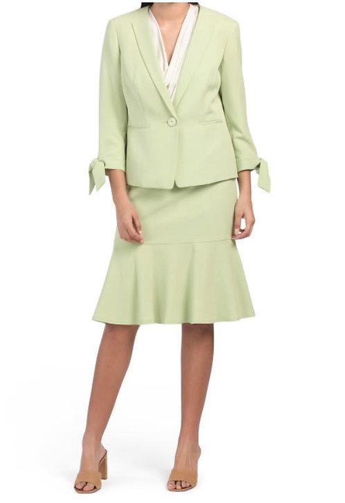 Sage Green Women's business Suit