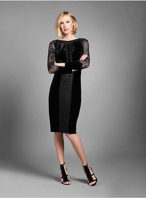 Carlisle  CNY Laila Velvet dress sizes 10