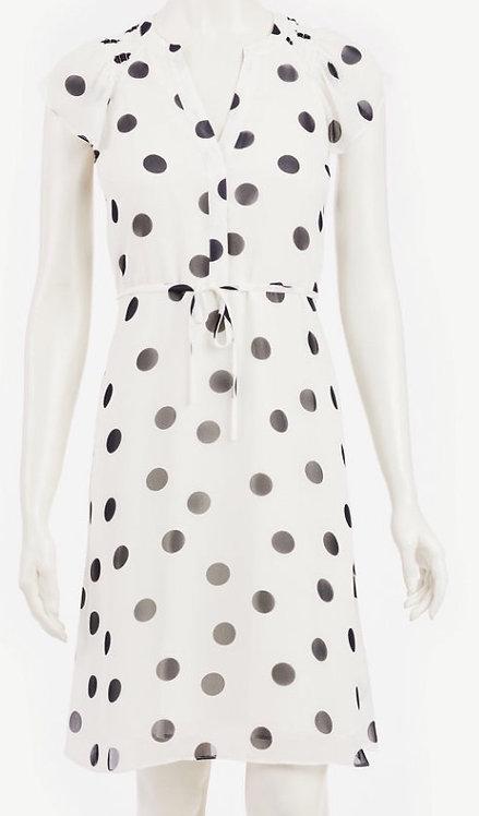Ann Taylor Polka dots Dress