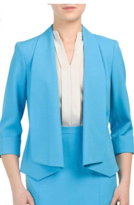 Anne Klein Blue Blazer
