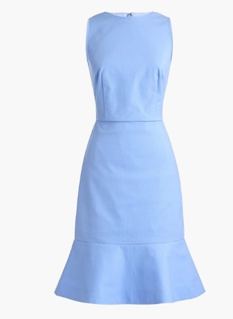 J Crew Sleeveless Dress