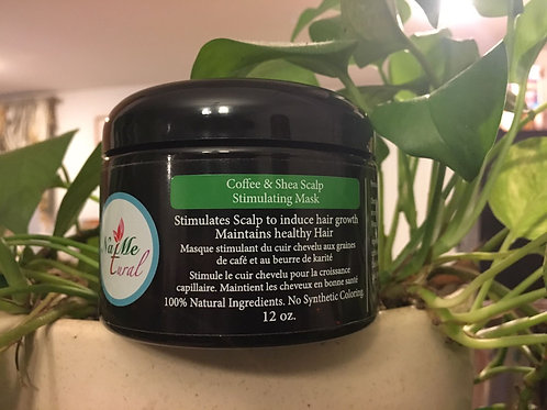 Coffee & Shea Scalp Stimulating Mask