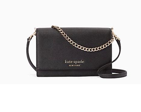 Kate Spade Black Clutch