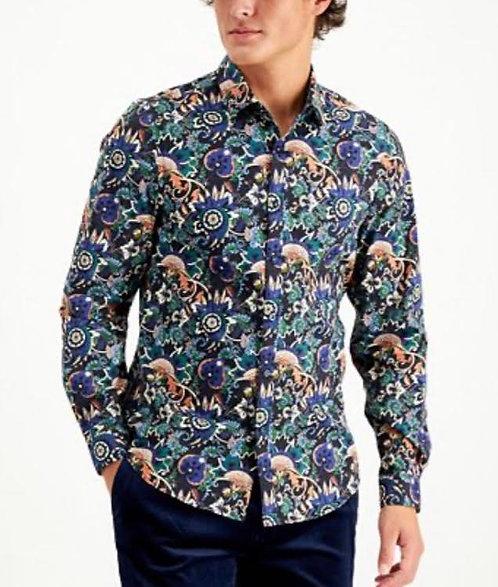 Multi Mens Casual Shirt