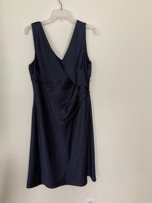 Ralph Lauren Navy Blue Dress