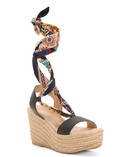 Open toe Wrap Women's Sandals