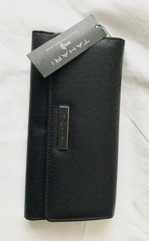 Charcoal Black Tahari Women's Wallet