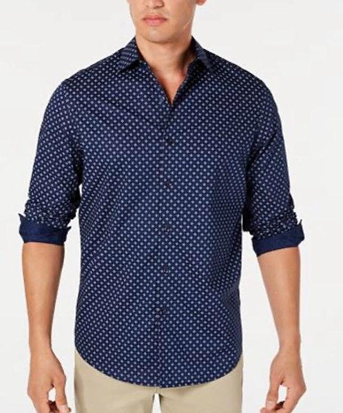 Polka dots Mens Shirt
