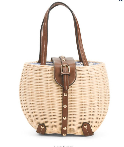 Weekend Basket handbag