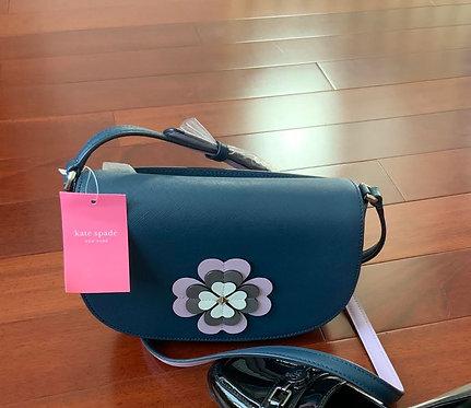 Kate Spade blue Pocketbook
