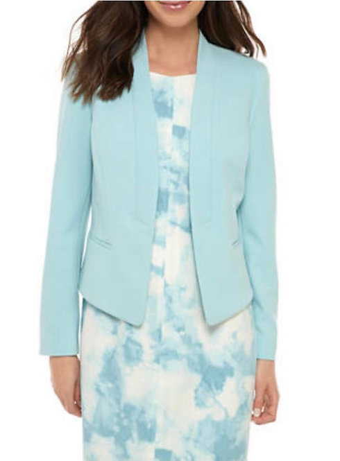 Turquoise Blazer Set