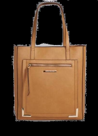 Steve Maden Brown Tote Women's Handbag