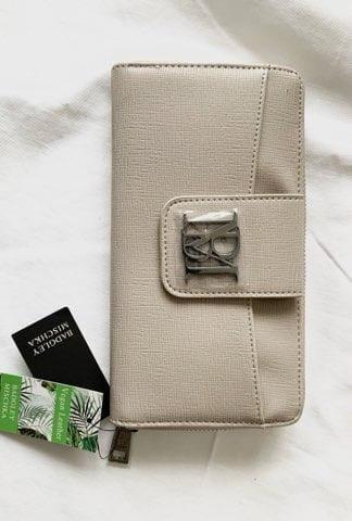 Grey MB Women's Wallet