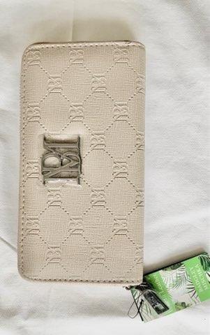 MB Tan Women's Wallet