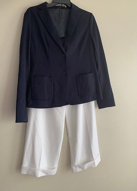 Carlisle Trendy Navy Blue Blazer
